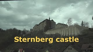 Prague - Sternberg castle, Czech Republic, 13.04.2018