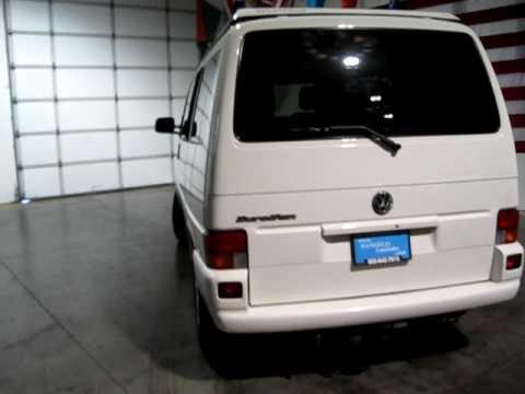 2003 VW Eurovan MV Pop Top Weekender