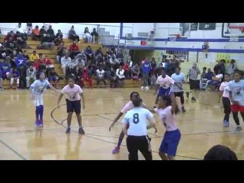 NYCMSBL Bronx East vs Bronx West Varsity Girls 2016