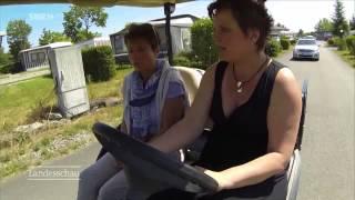 Mobil in Oedheim: Sperrfechter Freizeitpark