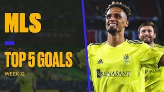 Top 5 Goals of MLS Matchweek 12: Carlos Vela, Hany Mukhtar and more