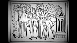 Gregorian chant excerpt
