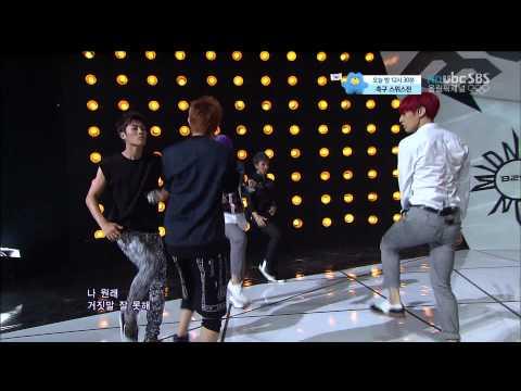 [HD] 120729 BEAST - Wasn't Me @  Inkigayo