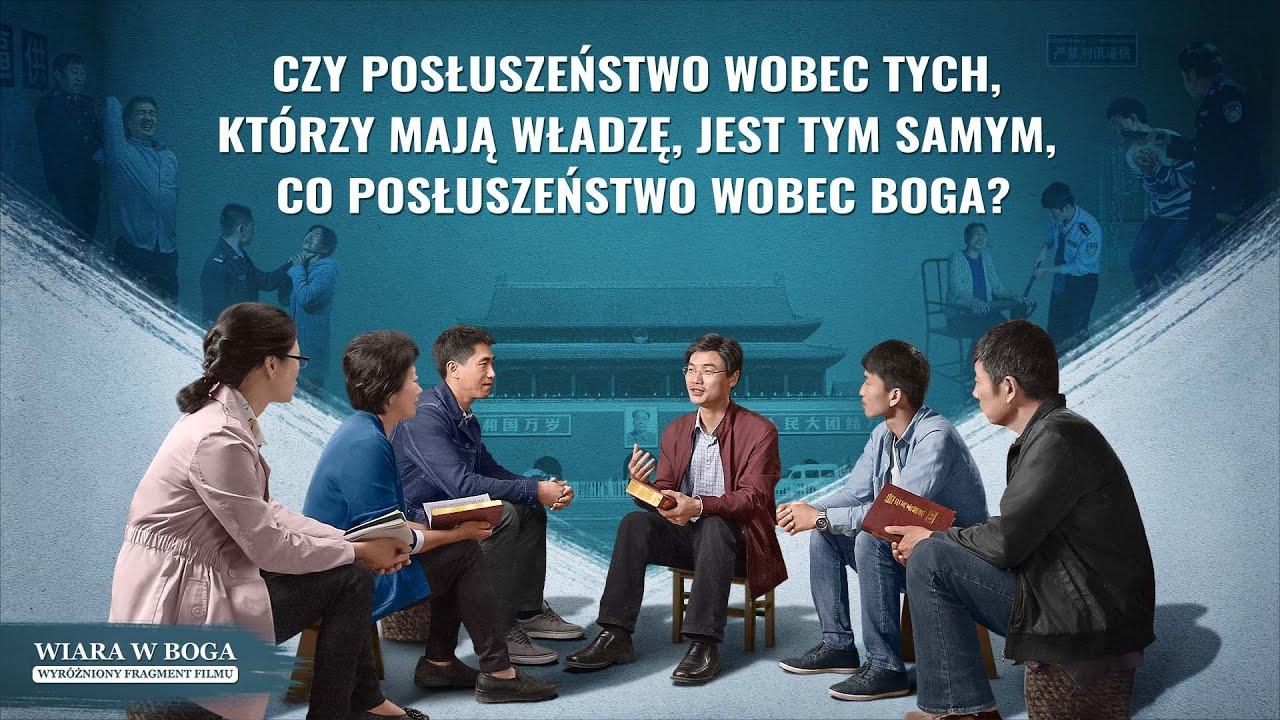 """Film ewangeliczny """"Wiara w Boga"""" Klip filmowy (1) – Czy posłuszeństwo wobec tych, którzy mają władzę, jest tym samym, co posłuszeństwo wobec Boga?"""