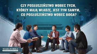 """Film ewangelia """"Wiara w Boga"""" Klip filmowy (1) – Czy posłuszeństwo wobec tych, którzy mają władzę, jest tym samym, co posłuszeństwo wobec Boga?"""