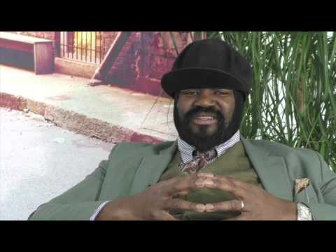 Gregory Porter interview (part 1)