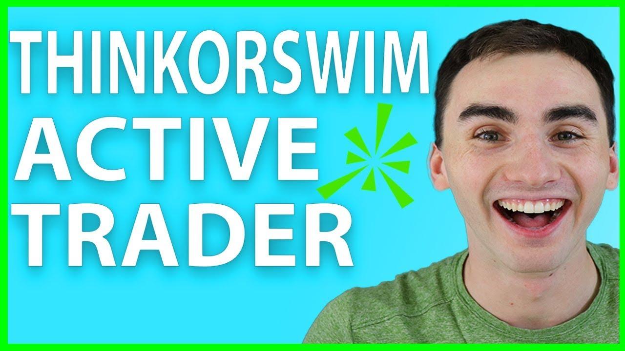 Setting Up The Active Trader Thinkorswim Tab - Thinkorswim Tutorial