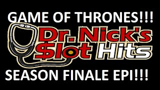**BIG WIN!!/BONUSES!!!** Game of Thrones Slot Machine **SEASON FINALE SPECIAL**(bets! I love this show soooooo much, so I knew I would love the game as well! I'm still going after a HUGE win on this game and hope to get one sometime soon!, 2016-06-26T11:00:03.000Z)