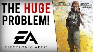 EA's Huge Crisis - Battlefield V Fans Angry, SWBF2 Regrets, FIFA Boss Promoted & NFS Heat Concerns
