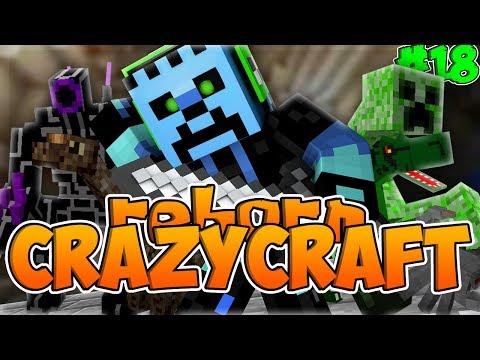 UN NUOVO STRANO AMICO - Crazy Craft Reborn #18