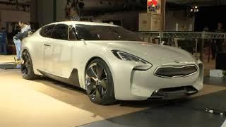 LA Auto Show   Ultimos modelos de autos y conceptos