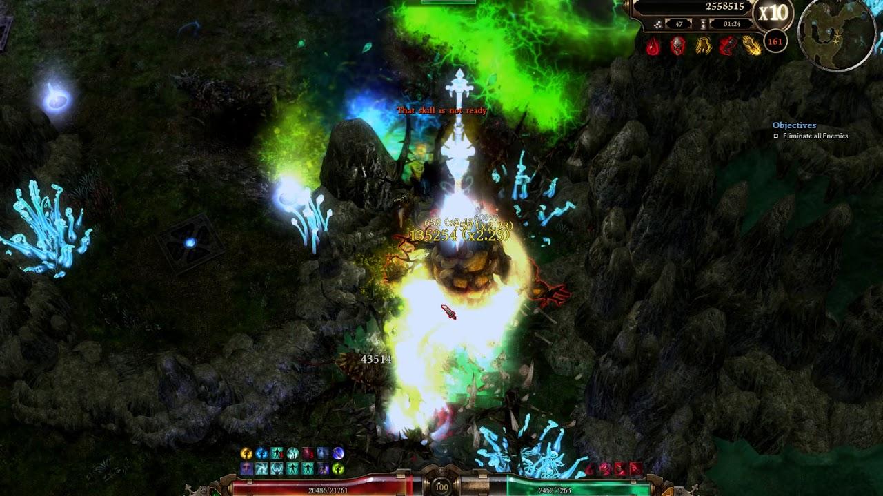 Grim Dawn 1 0 6 1] 151-170 Crucible, The Divine Reaper