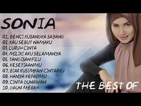 Sonia Benci Kusangka Sayang Full Album