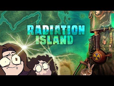 Radiation Island - Playa Romantica de la Radiación