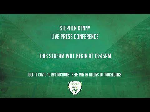 LIVE PRESS CONFERENCE   MNT Squad Announcement