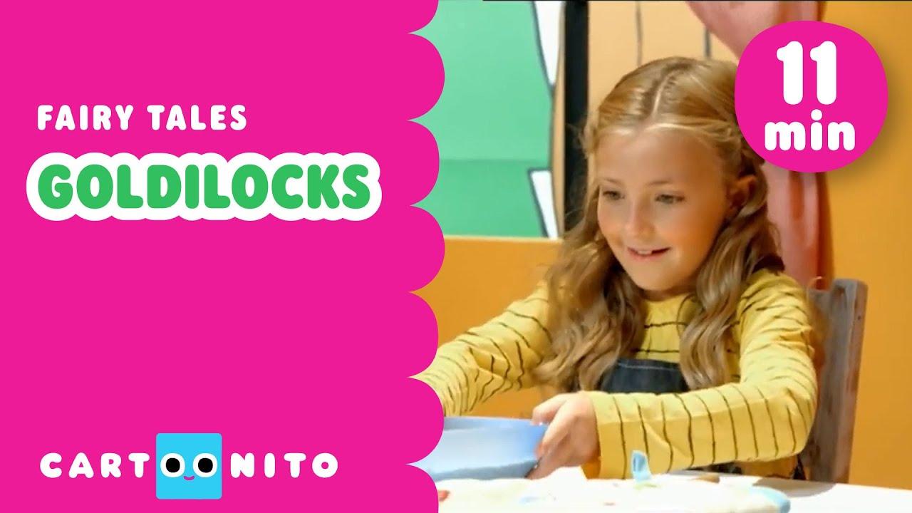 Download Goldilocks And The Three Bears | Fairytales for Kids | Cartoonito UK