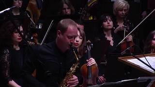 Evgeny Novikov – Hanna Kulenty Saxophone Concerto No. 1