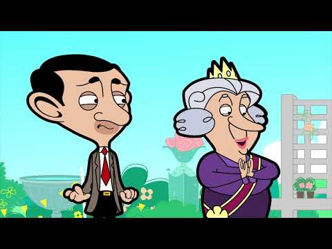 Bean and Queen | Funny Episodes | Mr Bean Official