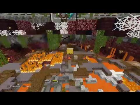 Minecraft tumble with trenton