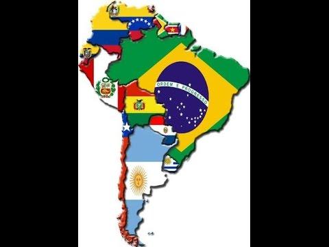 Ranking los escudos nacionales mas bellos (Sudamerica) / Animoto