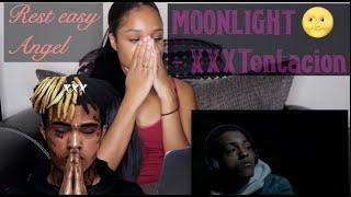 XXXTENTACION MOONLIGHT (OFFICIAL MUSIC VIDEO) [REACTION] #RESTEASYXXXTENTACION