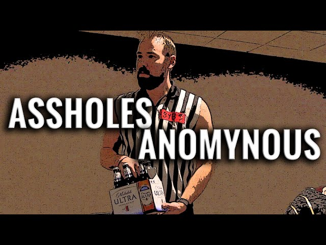 The Following Announcement Show - Assholes Anomynous (Remaster)