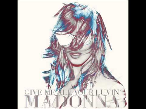 Madonna - Give Me All Your Luvin' (Oliver Twizt Remix)