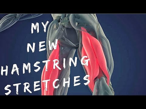 THE hamstring stretches that changed my CYCLING | Quick Tip