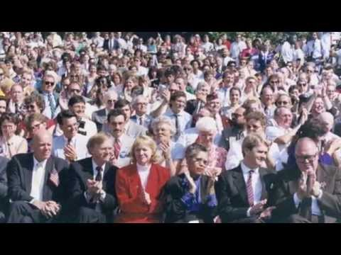 The Americans with Disabilities Act, Signing Ceremony, July 26, 1990