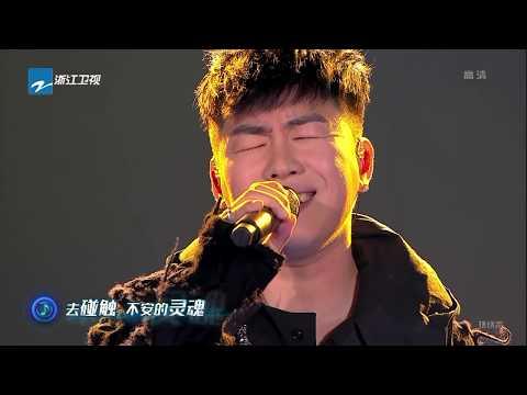 """Jackson Wang王嘉尔都""""哭""""了!胡彦斌《我知道你很难过》煽情了!《梦想的声音3》花絮 EP3 20181109 /浙江卫视官方音乐HD/"""