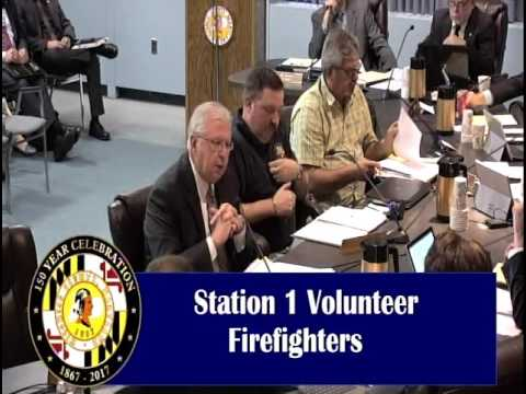Wicomico County Council, Legislative Session, Part Two, May 2nd, 2017