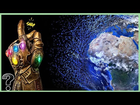 What If The Thanos Snap Happened In Real Life?