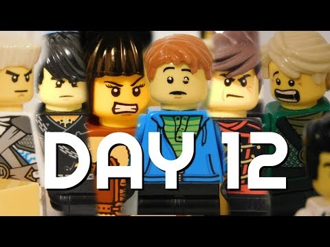 LEGO | Jay's 12 Days of Christmas | Day 12