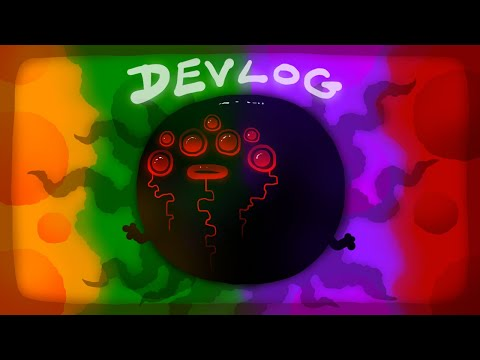 Making BOSS FIGHTS For My Game! - INDIE GAME DEVLOG
