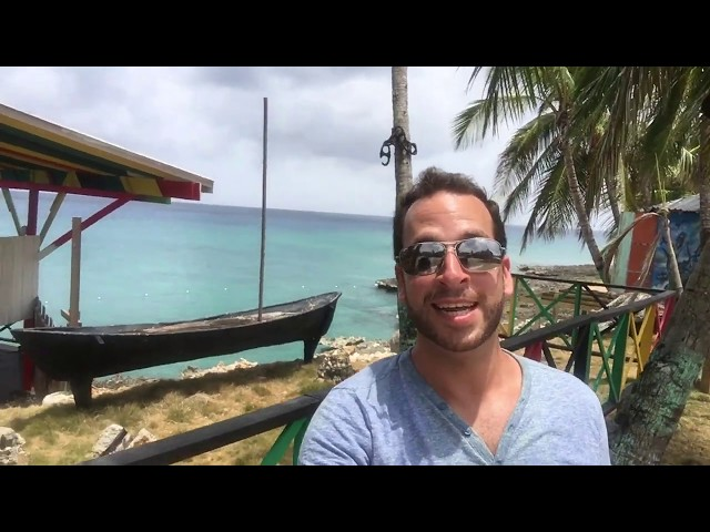 I'm Swimming Here Today : San Andres Colombia (Preview)