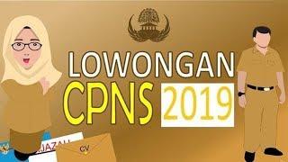 Download Video RESMI !!! Pendaftaran CPNS 2019 Dibuka MP3 3GP MP4