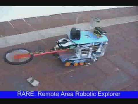 RARE: Remote Access Robotic Explorer