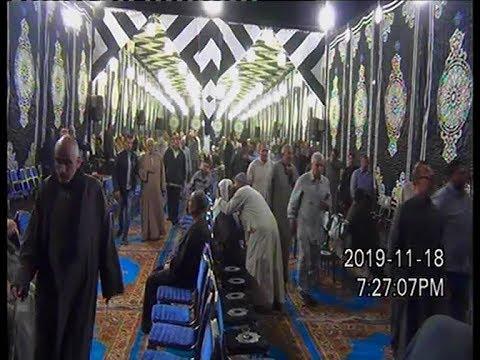 الشيخ عبدالفتاح السعيدسورتى القصص والرحمن شبراقاص 18 11 2019 تصويراحمد السحيتى 01281715735