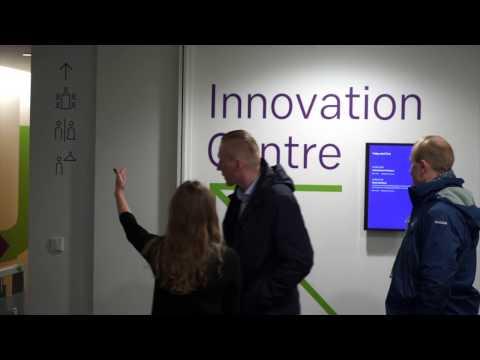 SEB Innovatsioonikeskuse avamine