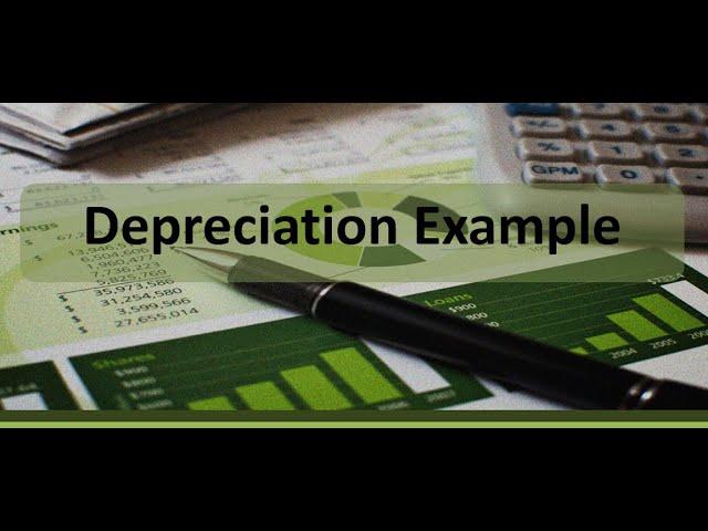 Adjusting Entries: Depreciation