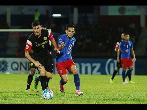 Johor Darul Ta'zim vs Ceres Negros (AFC Cup 2017 : Zonal Semi-final 1st leg)