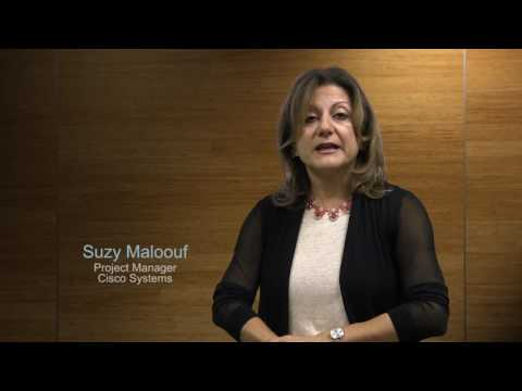 Suzy Maloouf - Project Manager...