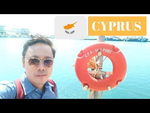 Travel to CYPRUS 🇨🇾️ | Beach cities of Larnaca and Limassol