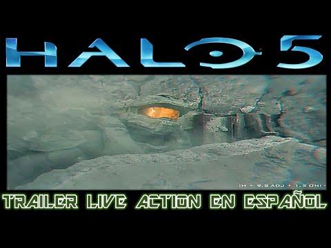 Halo 5 Guardians | La Caida de un Héroe | Trailer Live Action en Español