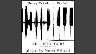 Alcina, HWV 34: Ah! mio cor! (Alcina) (Karaoke Version in B Minor Accompanied with Piano)