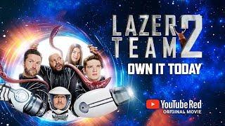 Lazer Team 2 Trailer   Rooster Teeth
