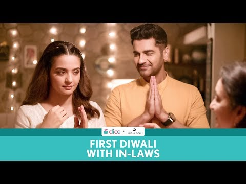 First Diwali With Your In-Laws | Surveen Chawla, Arjan Bajwa | Short Film of the Day