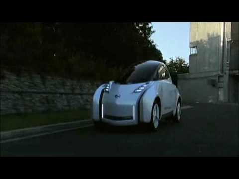 New Nissan Land Glider Concept Car Youtube