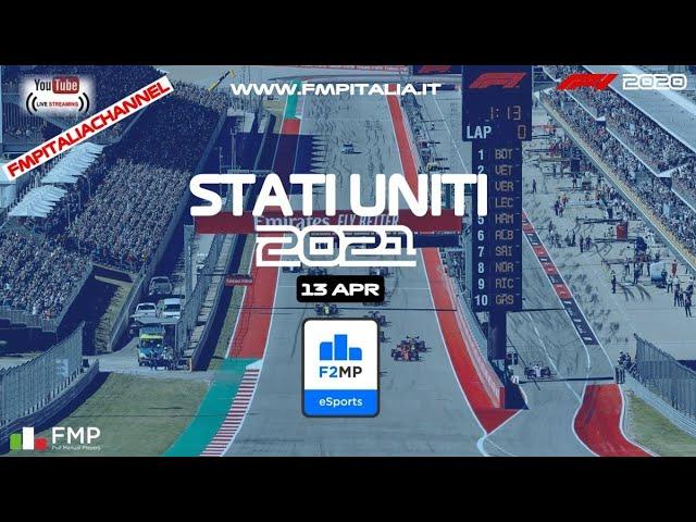 F2MP | #19 STATI UNITI | FMP ITALIA