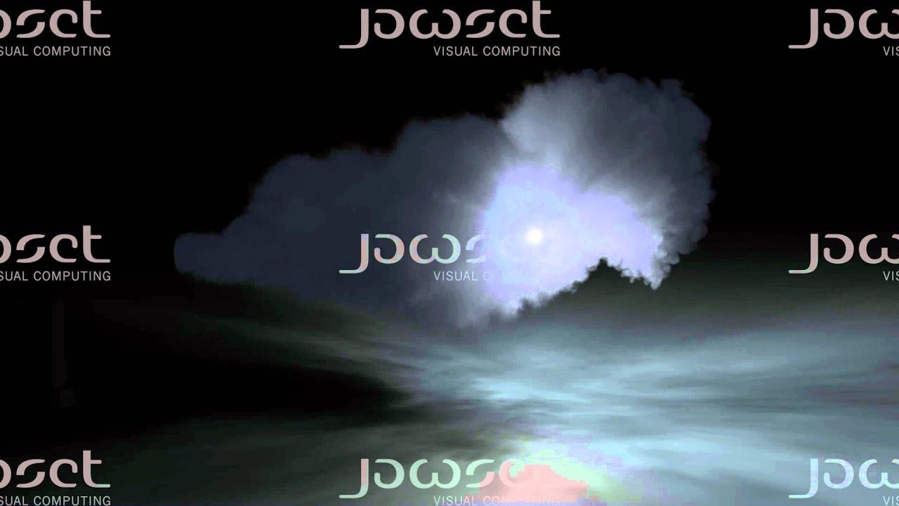 C4D T4D Steam / Clouds R&D